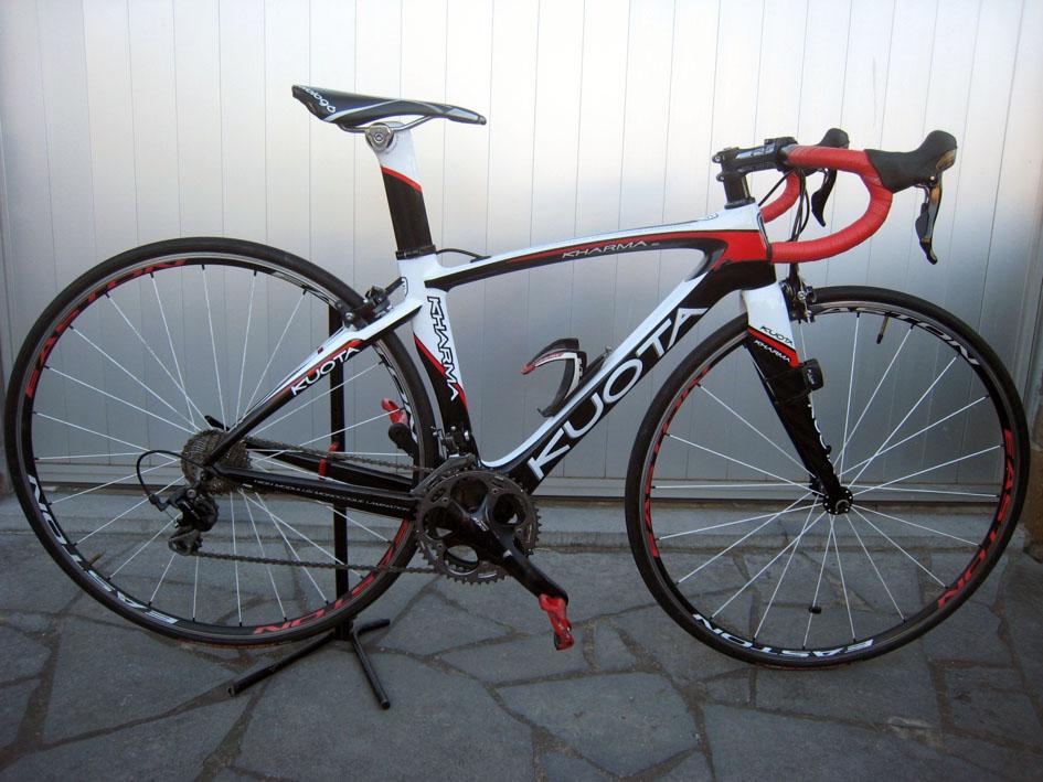 a vendre v lo route kuota kharma team cycliste de hesbaye l 39 ecole de cyclisme. Black Bedroom Furniture Sets. Home Design Ideas